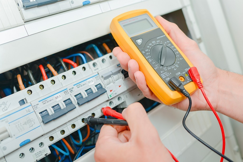 mise au norme électrique